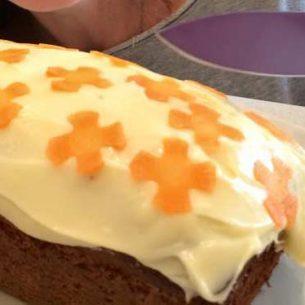 Easy Carrot Cake!