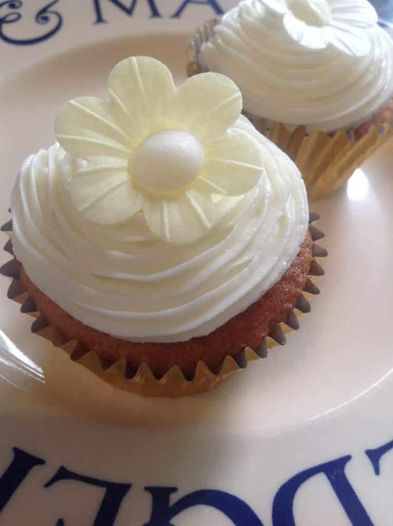 Little Lemon Cupcakes