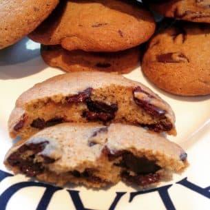 Choc Chip Cookies – Retro!
