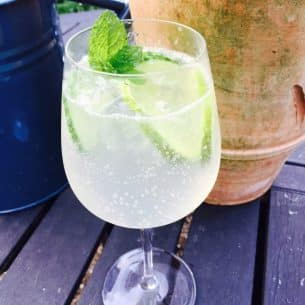 The Tame Tom Collins – Summers here….