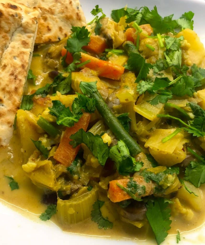 Banging Vegetable Curry