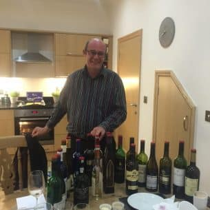 Wine Tasting at home?  – Yes please :-)