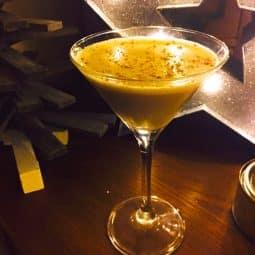 Christmas Chocolate Martini