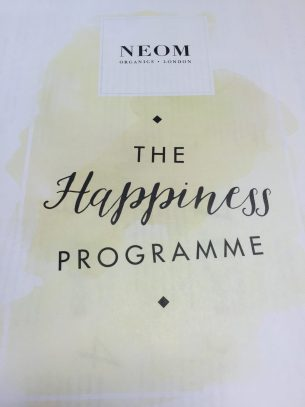 Neom Organics Happy 100 – Half way