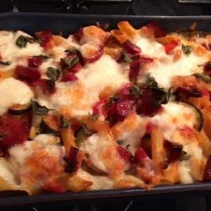 Pasta In The Oven! – Carole's Favourite