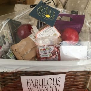 Homemade Hampers for Christmas Presents?