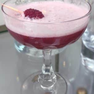 Berry 67 Cocktail – delicious