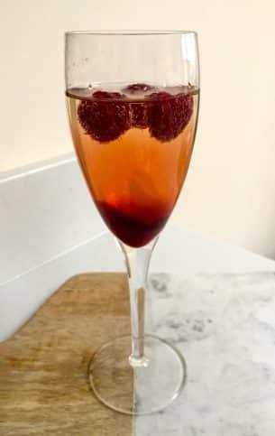 Raspberry Cocktail – for Valentine's