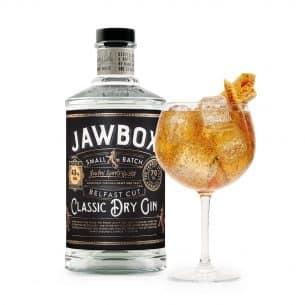 Gin Cocktails – Jawbox