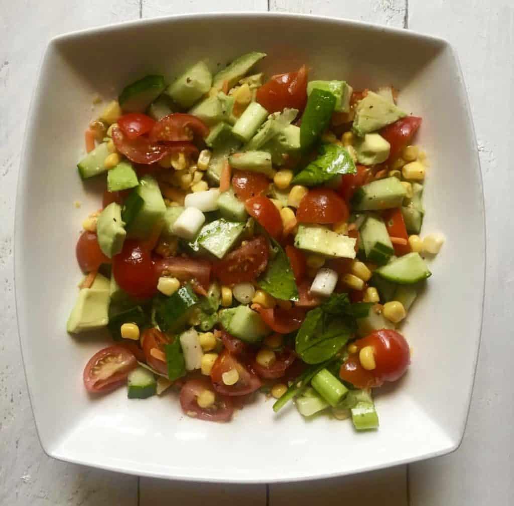 Avocado & Sweetcorn Salsa