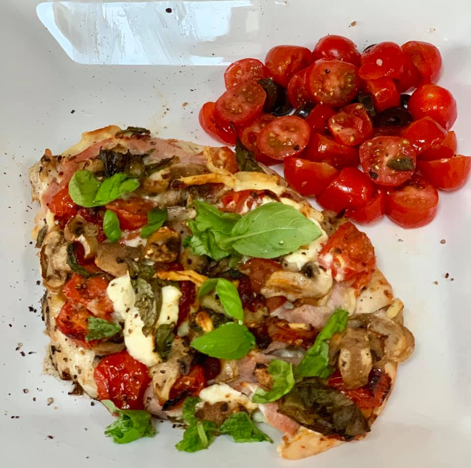 Slimming World Style Pizza