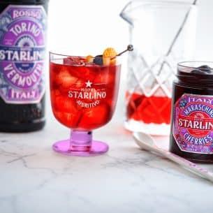 Negroni Cocktail, delicious