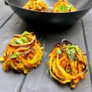Healthy Onion Bhaji – Slimming Style