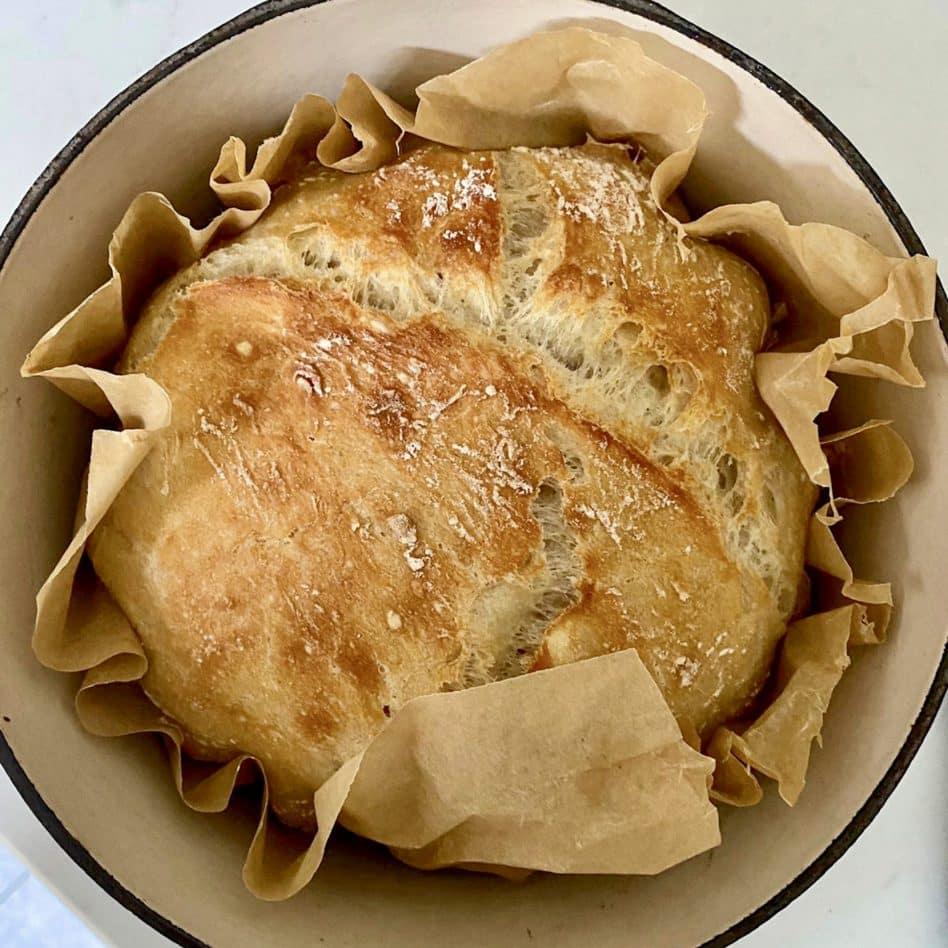 No Knead Bread – Easy!