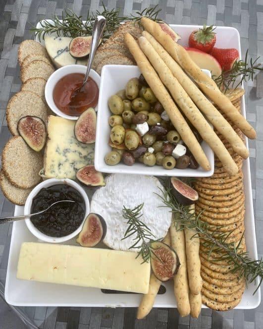Cheese Board Assortment