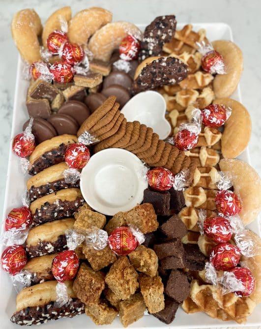 Cake & Biscuit grazing platter